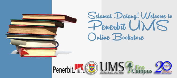 Welcome to Penerbit UMS Online Bookstore